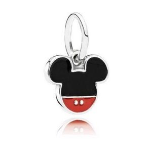 Pandora Disney Mickey Icon Dangle Charm